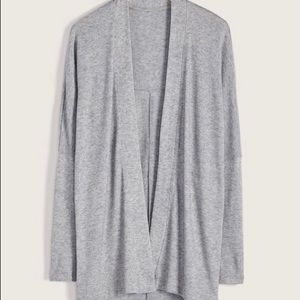 Additionelle Cocoon Open Cardigan